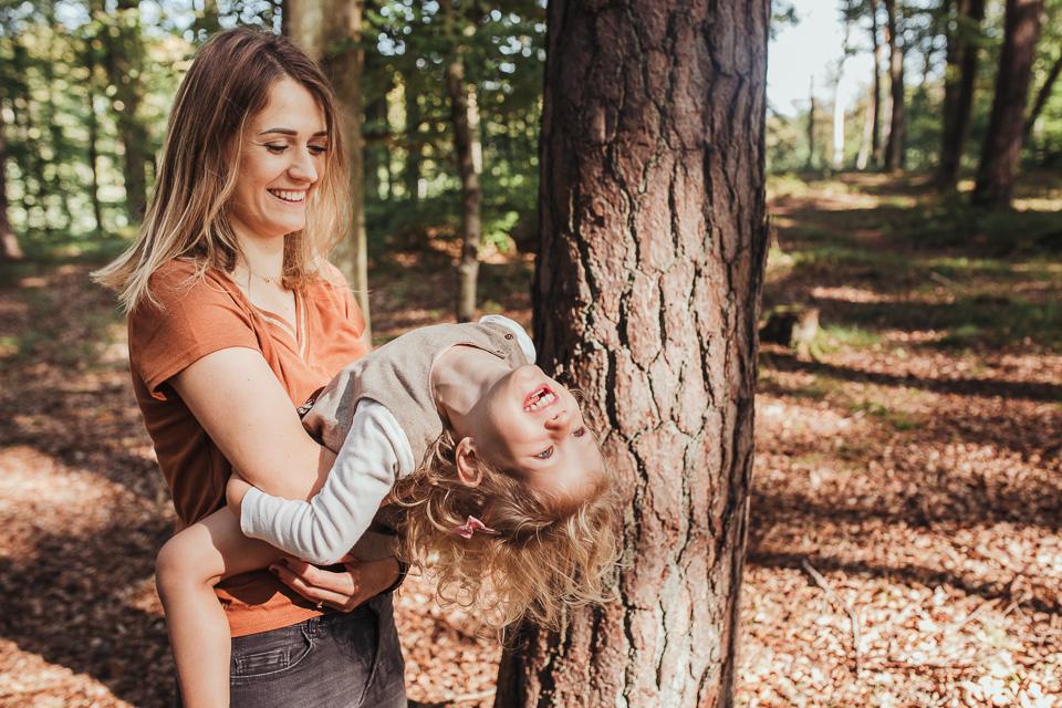 Naturalna fotografia rodzinna Trójmiasto
